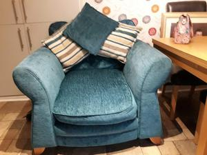 2 Sofas and 1 chair for sale