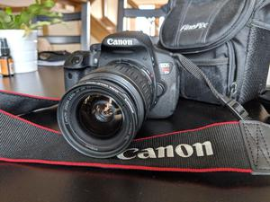 Canon Rebel T5i (EOS 700D) Digital SLR Camera & mm lens