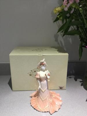 Coalport 'Lady Harriet' Figurine