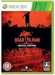 Dead Island special edition for Xbox 360