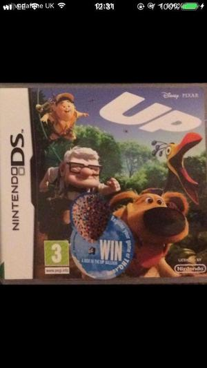 Disney's UP DS game