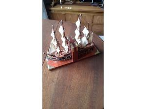 Galleon book ends in Stoke On Trent