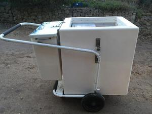 ICE CREAM CART...IDEAL TO GO INTO OFFICES AND MOST LIFTS.