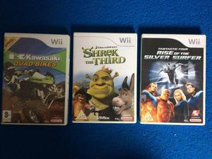 Nintendo Wii Trio