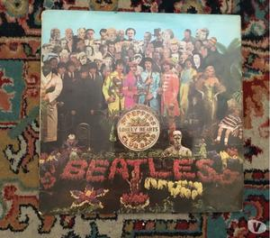 PMC Sgt peppers lonely hearts club band LP sleeves GC