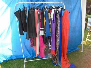 job lot of ladies skirts and dresses