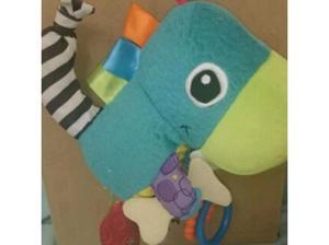 lamaze torin the t-rex dinosaur baby pram toy in Swansea