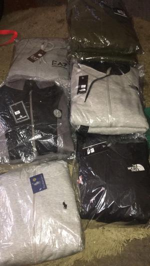 whole tracksuits, nike north face adidas ea7 stone island sizes small to large 10 for £150