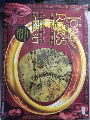 Lord of the Rings, The 2 towers chess set