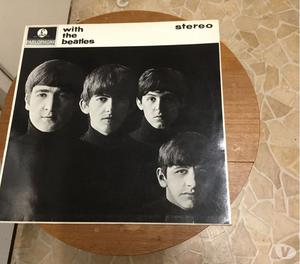 PCS The Beatles with The Beatles  LP sleeves GC