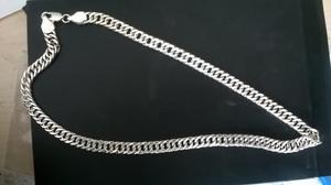 Silver curb chain (NEW)