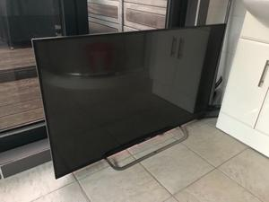"""Sony 49"""" 4K ultra hd smart led android tv. Excellent condition. £380 NO OFFERS. CAN DELIVER"""