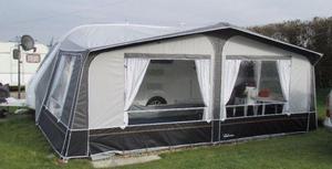 Caravan awning size | Posot Class