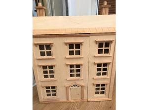 Wooden Dolls House in Bournemouth