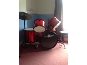 full size drum kit in Portsmouth