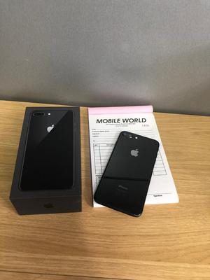iPhone 8 Plus 64GB, Unlocked to all Networks.