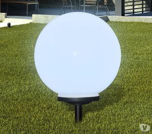 vidaXL Outdoor Path Garden Solar Lamp Light LED  New