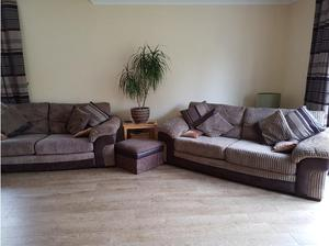 2 x two seater sofas in Great Yarmouth
