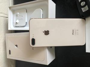 Apple iphone 8 plus 64gb gold unlocked very good condition