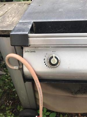 Barbeque for sale - used but good condition John Lewis bbq