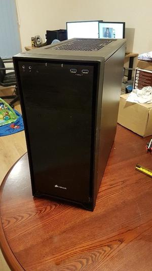 CORSAIR Obsidian Series 350D Micro ATX PC case