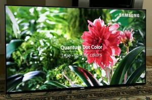 49in Samsung KS QDOT HDR bit) Smart SUHD 4K LED TV [NO STAND]