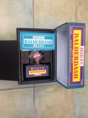 Balderdash board game - as new, unused board game.
