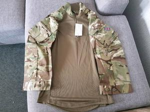 Brand New with Tags UBACS MTP Under Armour Combat Shirt Small