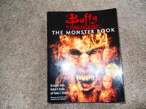Buffy the vampire slayer the monsters book