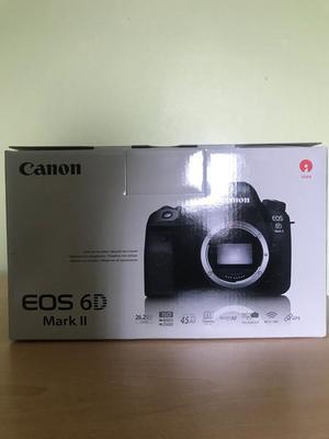 Canon EOS 6D Mark II Digital SLR Camera