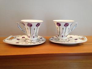 The Leonardo Collection (cups and saucers)