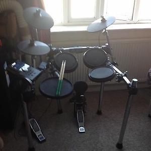Alesis forge drum kit
