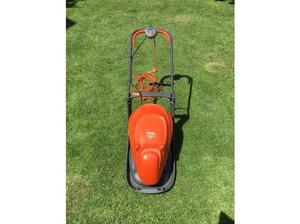 Flymo Easi Glide 300 Electric Hover Collect Lawn Mower,