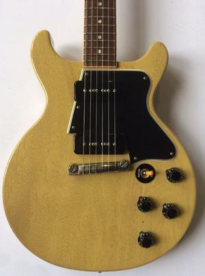 GIBSON  REISSUE LES PAUL TV SPECIAL DOUBLE CUTAWAY