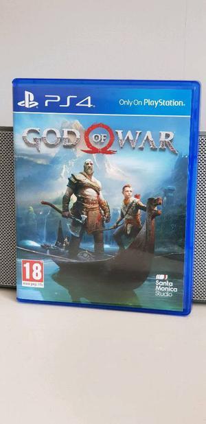 God of war Ps4.