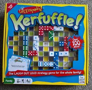 KERFUFFLE! DICECAPADES! by Paul Lamond Games