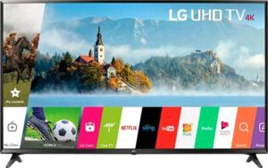 "LG 49"" 4K UHD SMART WI-FI TV HD FREEVIEW."