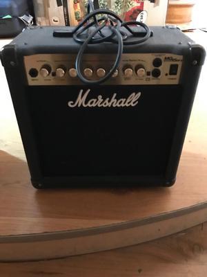 Marshall Electric Amp