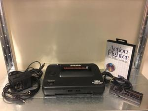 Sega saturn console with 2 controllers and 10 posot class - Sega master system console for sale ...