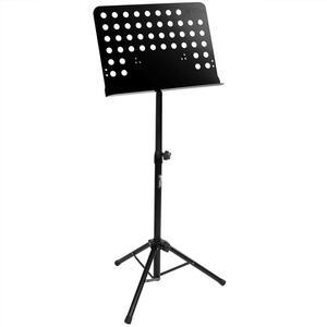 TGI B Conductors Music Stand In Black, Adjustable
