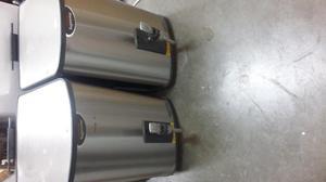 2 x Supreme Instant Water boiler