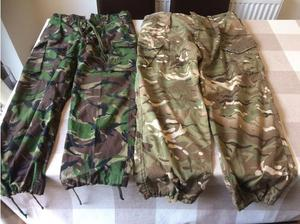 Airsoft Combat clothes pouches & gear face pro in Birmingham