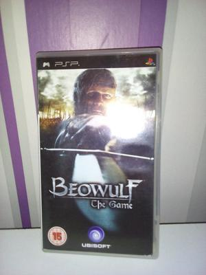 BEOWULF PSP GAME