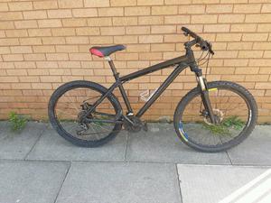 Felt mountain bike with 26 inch wheel size