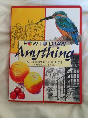 How to Draw Anything by Angela Gair (Hardback)