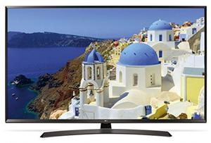 LG 55UJ634V 55 4K Ultra HD Smart TV Wi-Fi Black LED TV - LED