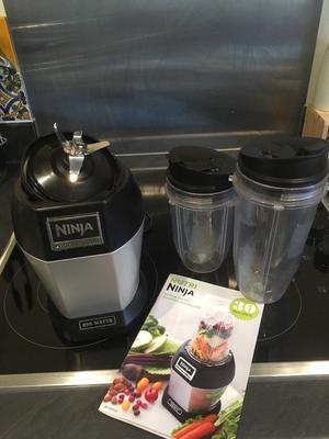 Nutri Ninja Smoothie Maker / Food Processor