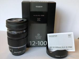 Pen-f Digital Lens ED mm 1:4.0 IS PRO