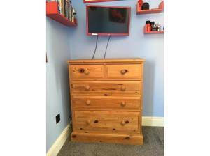 Pine Chest Of Drawers - Kerri's Pine in Dereham