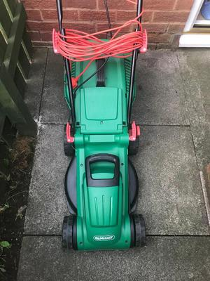 Qualcast lawn mower great condition